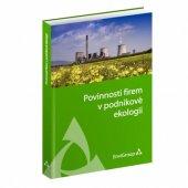 Povinnosti firem v podnikové ekologii (kniha)