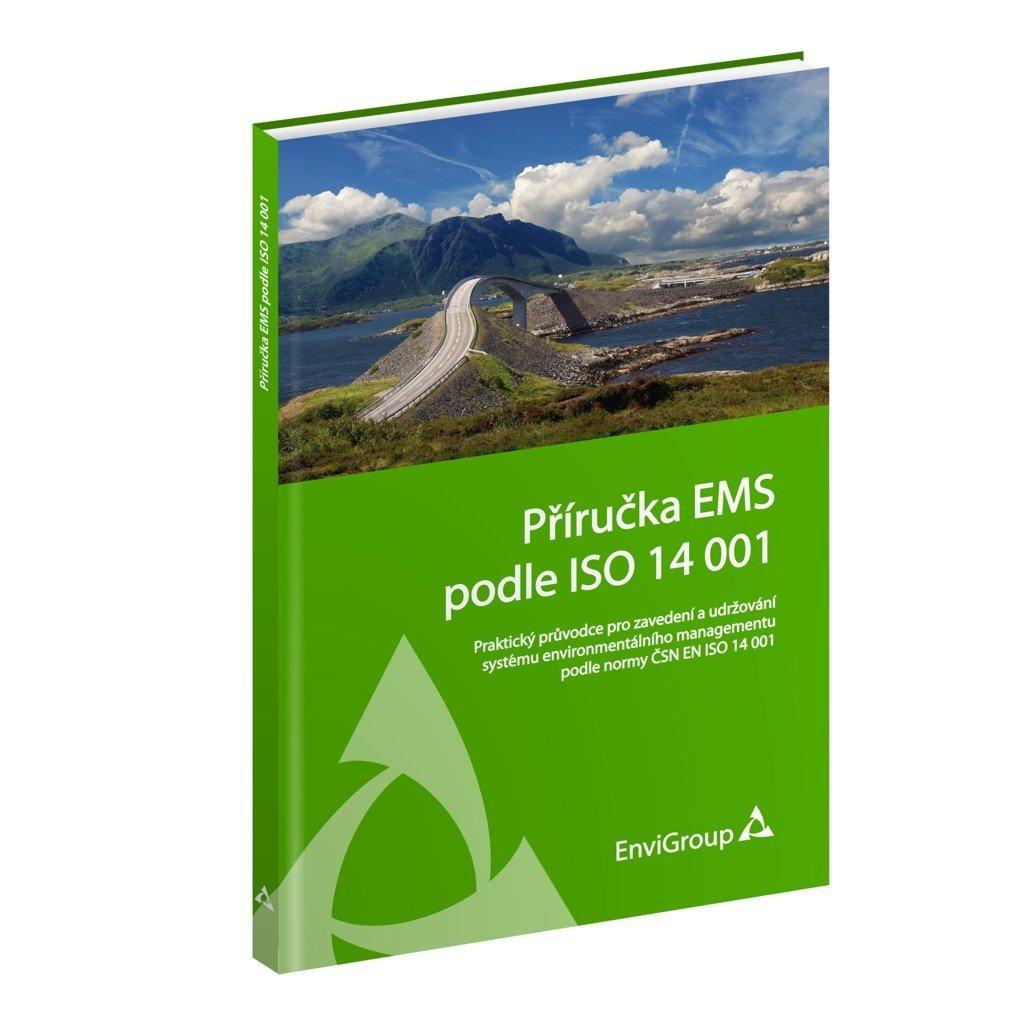 Příručka EMS podle ISO 14 001 (kniha)